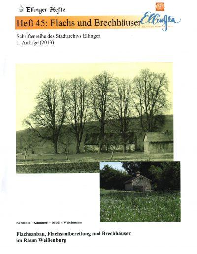 Ellinger Heft 45