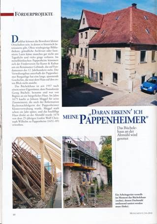 pappenheim-haus